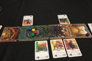 Fight for Olympus Board
