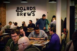 Boards And Brews Cafe