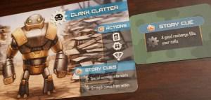 Clank Clatter