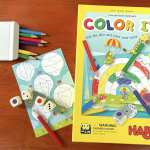 Color It! game from HABA