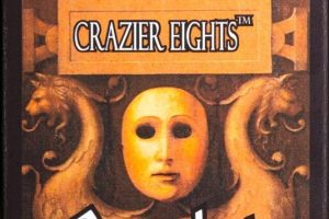 Crazier Eights Camelot box