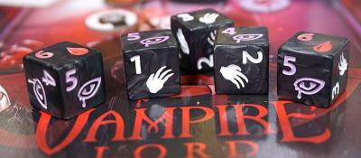 Vampire Lord dice