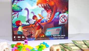 Dinosaur Tea Party: Delightful Dino Deduction - The Family