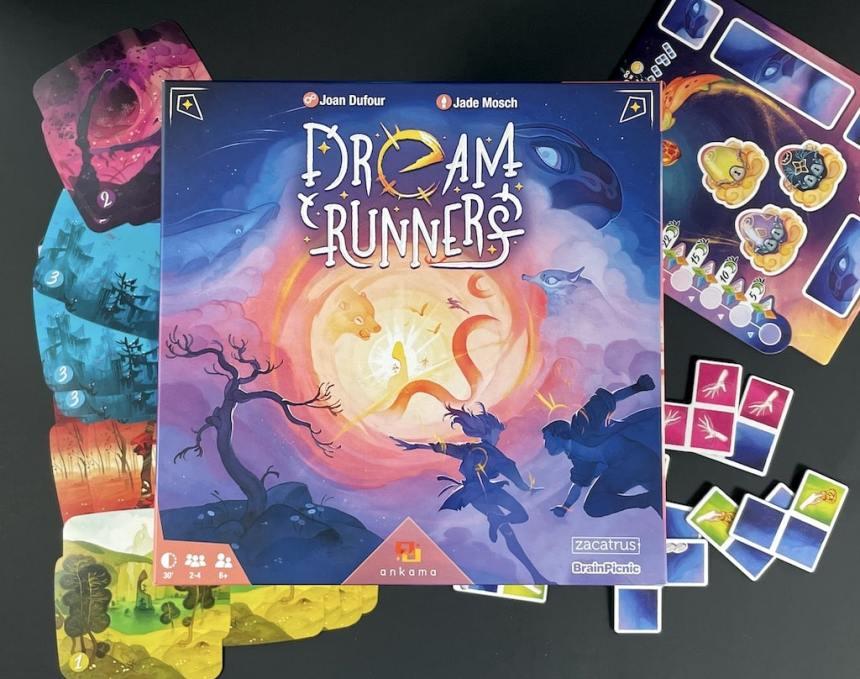 Dream Runners game