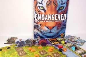 Endangered game
