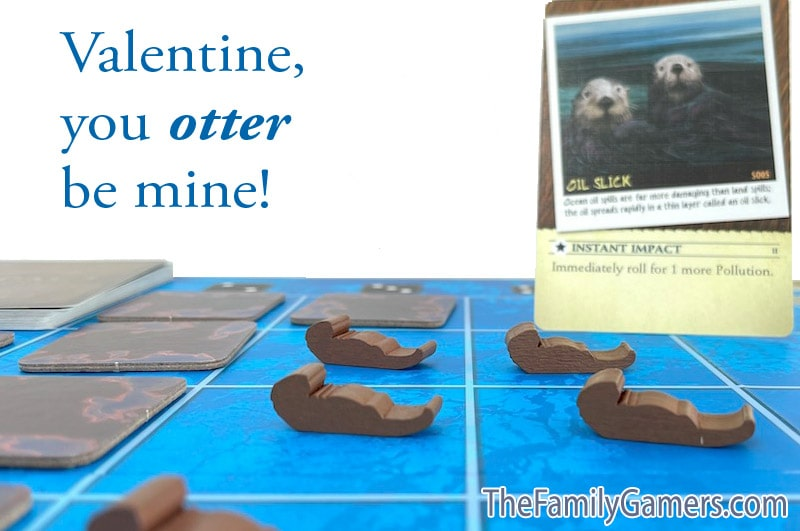 Valentine, you otter be mine!