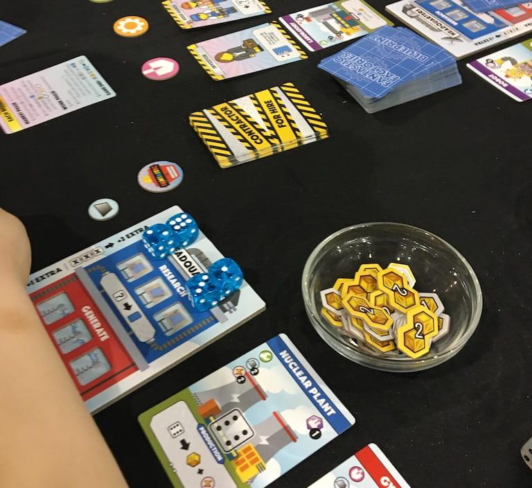 Fantastic Factories game