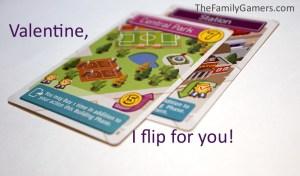 Valentine, I flip for you!