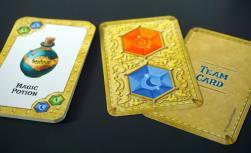 Gnomes at Night team cards