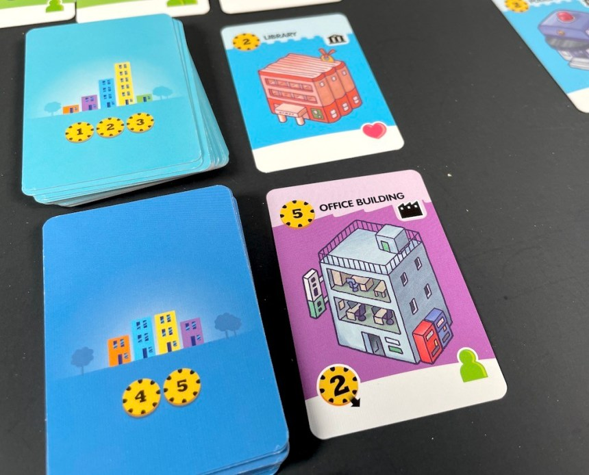 Happy City building decks