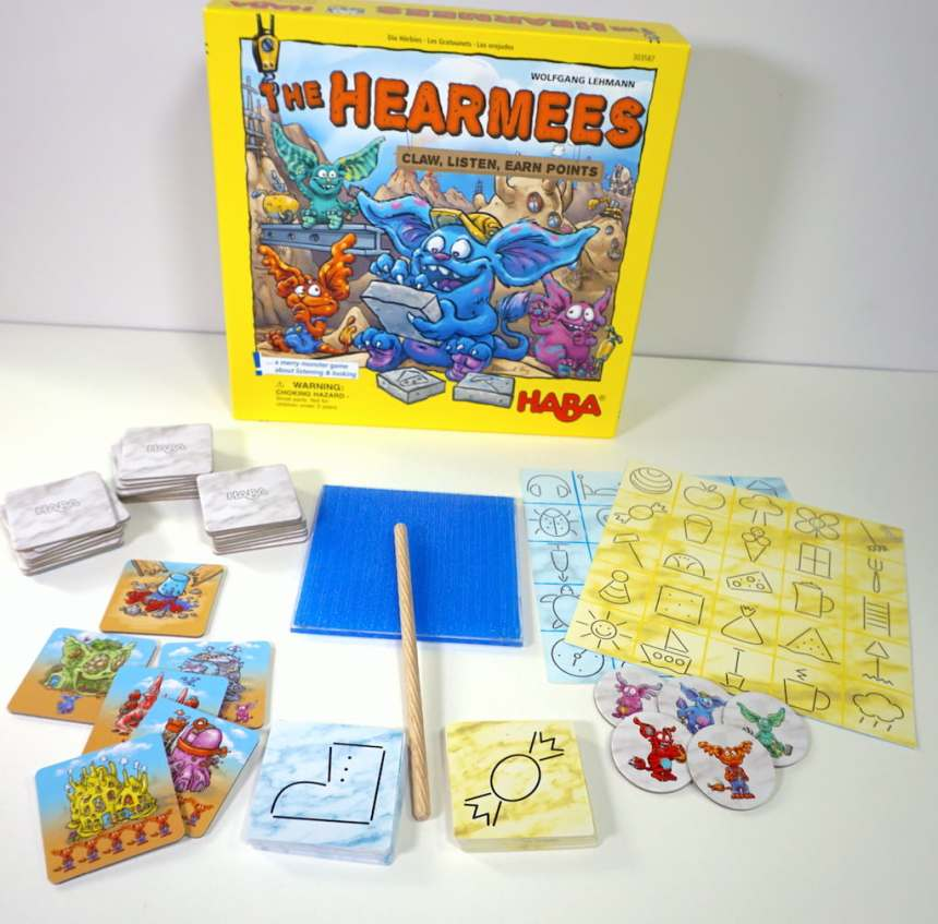 The Hearmees game