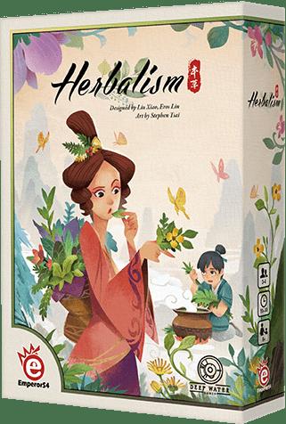Herbalism game