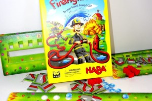 In a Flash Firefighters game