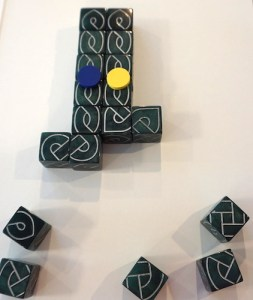 Knot Dice - Snakes game