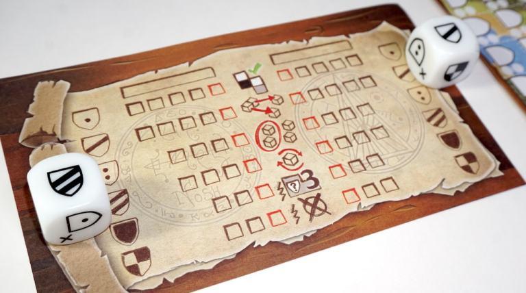 Kingdomino Duel spellbook