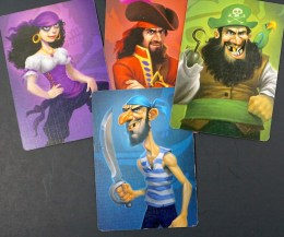 Loot captain cards