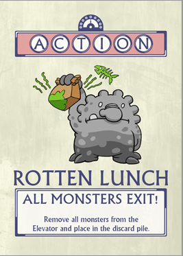 Action - Rotten Lunch