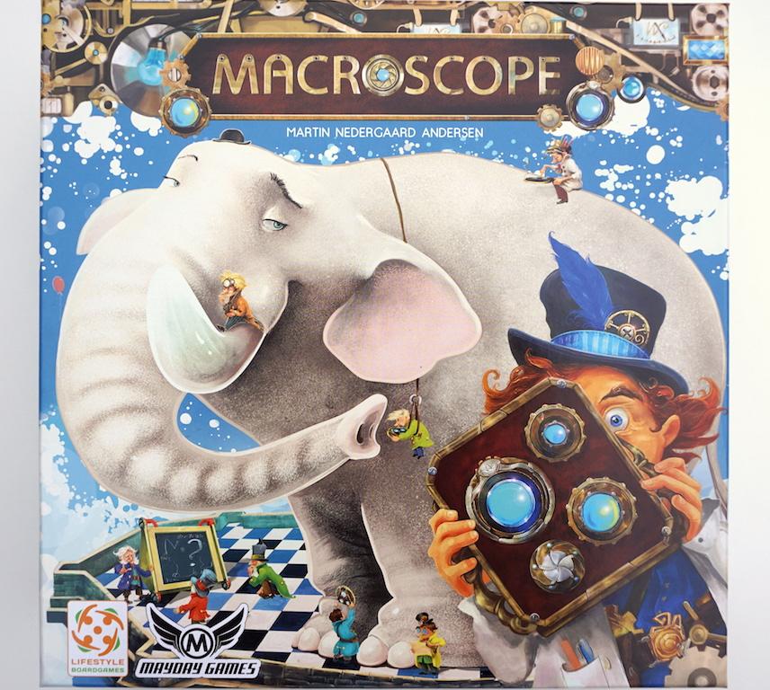 Macroscope game box