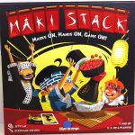 Maki Stack from Blue Orange Games