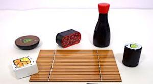 Maki Stack wooden elements