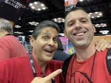 Stephen Buonocore and Nick Martinelli
