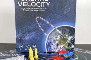 Orbital Velocity game