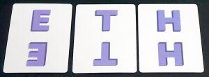 E, T, H