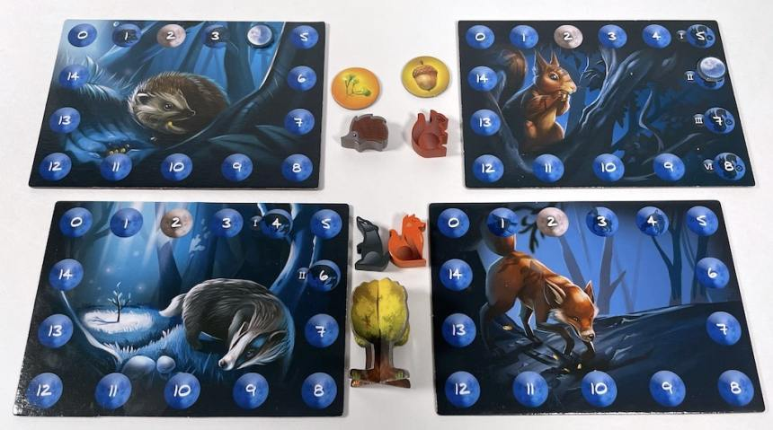 Animal boards