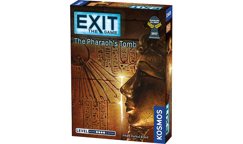 EXIT: The Game, The Pharaoh's Tomb