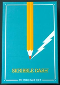 Skribble Dash box