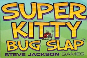 Super Kitty Bug Slap: Steve Jackson Games
