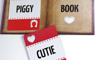 "Spell book: ""Piggy Book"""