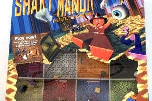 Shaky Manor: The Tilted Treasure Hunt