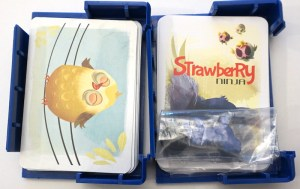 Two games in Card Caddy