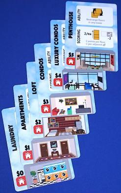 Residential floors, valued $0-$5