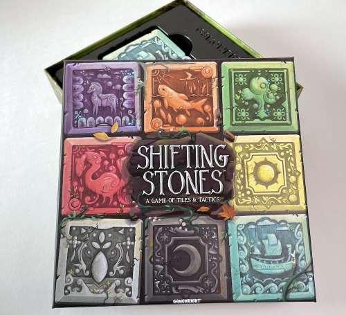 Shifting Stones box