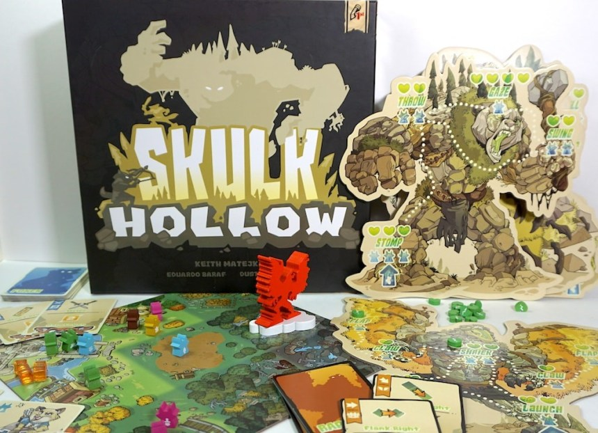 Skulk Hollow game