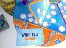 Wind Flip Orange