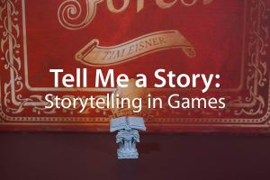 Tell Me a Story: Storytelling in Games