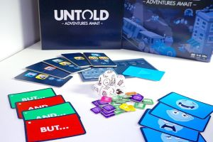 Untold: Adventures Await - all components