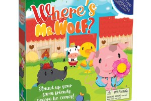Where's Mr. Wolf game box