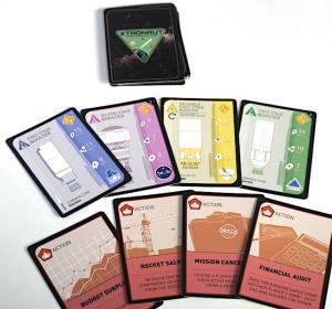 Xtronaut cards