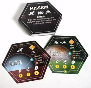 Xtronaut missions