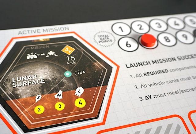 Xtronaut data points