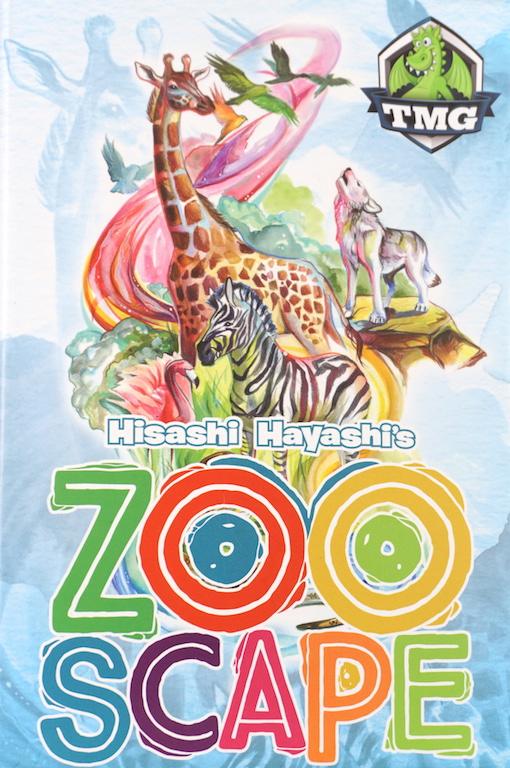 Hisashi Hayashi's Zoo Scape