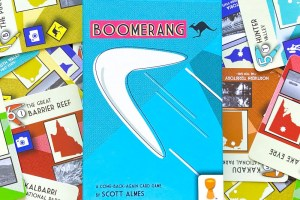 Boomerang - Drafting your way through Australia