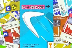 Boomerang - Drafting your way through Australia