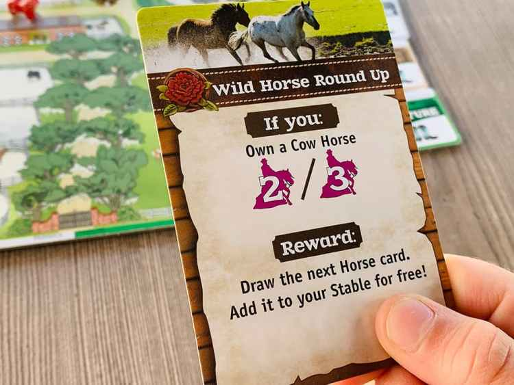 Fantasy Ranch Twist of Fate card