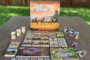 Fantasy Ranch Board Game
