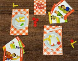 Fry Thief gameplay